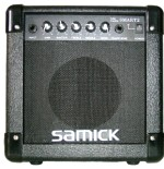 Продаю б/у гитарный комбик SAMIC.