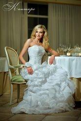 Свадебное платье Кантаре от Marry