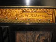 Продается немецкое старинное пианино эд.сайлер