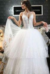 Продам класическое свадебное платье