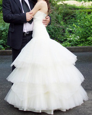Пышное свадебное платье (Пенза)
