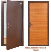 Входные двери Бульдорс 10 (Красная Горка,  11)
