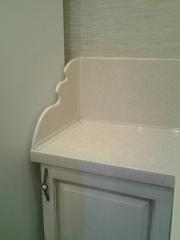 Столешницы из искусственного камня в Пензе.Мебель Терра