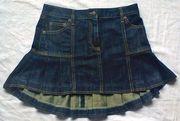 Юбка джинсовая фирмы «Patrizia Pepe»,  размер 46
