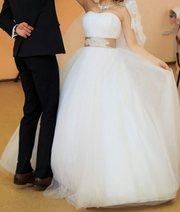 Продам очень красивое вадебное платье для невесты