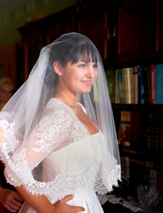 Продам свадебное платье ТМ Т.Каплун - Остин